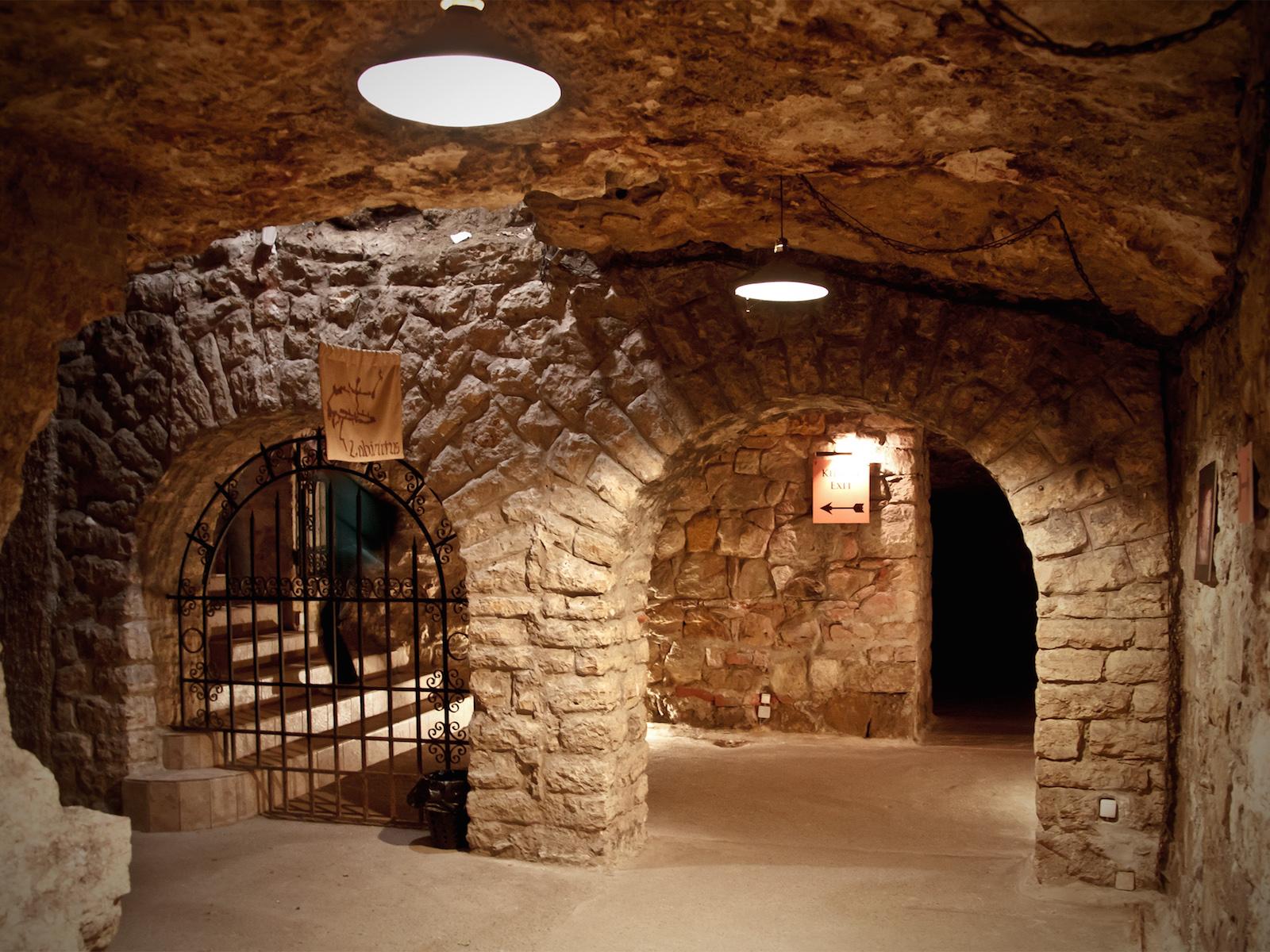 ondergronds Boedapest