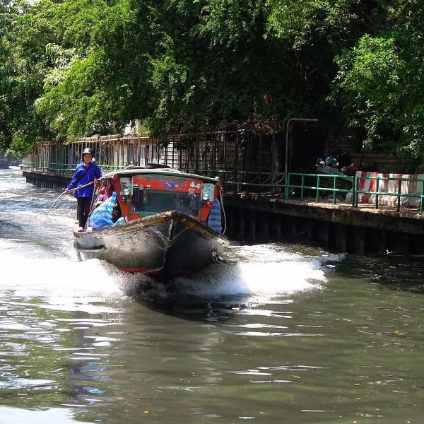 Vijf dingen die je echt wilt doen in Bangkok