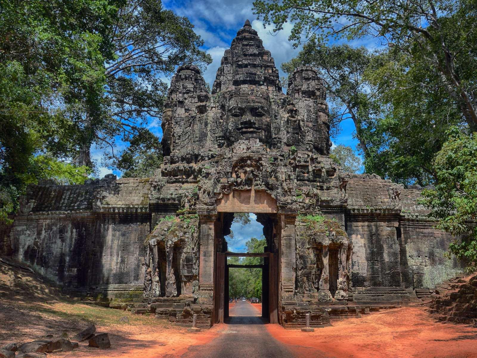 mooiste tempels in Angkor