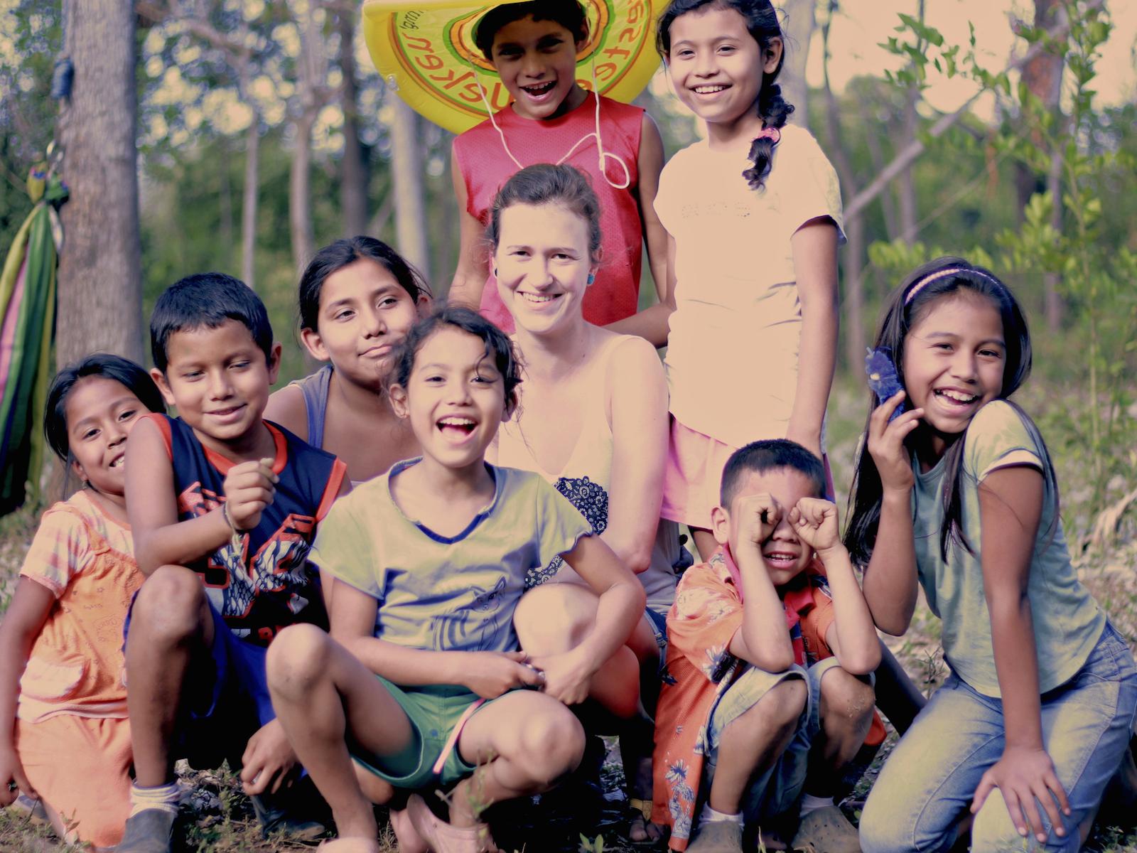werken in Nicaragua