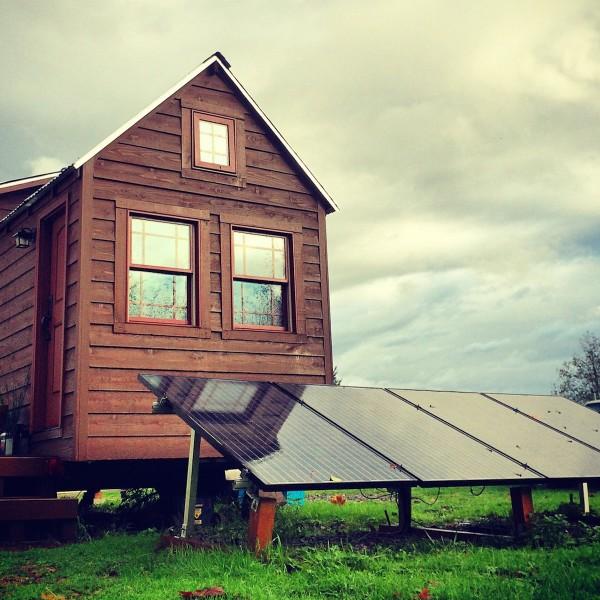 Wonen in een tiny house op wielen: de ultieme vrijheid?