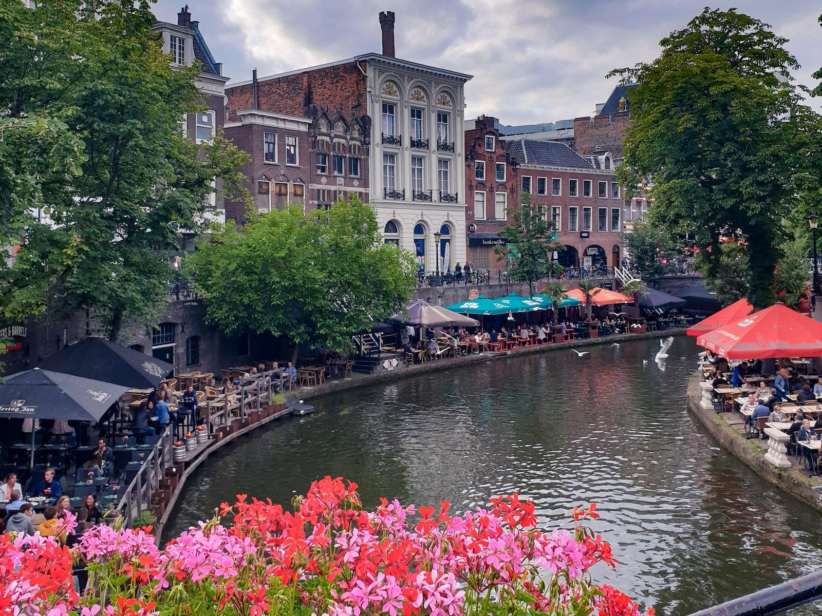 hotspots in Utrecht