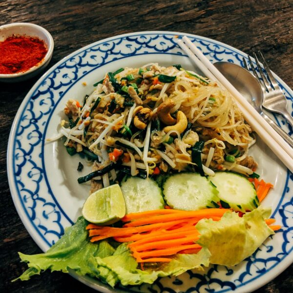 De wondere wereld van Thai streetfood in Bangkok