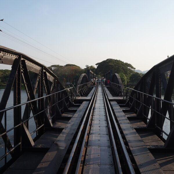 Een reis langs het dodenspoor in Kanchanaburi