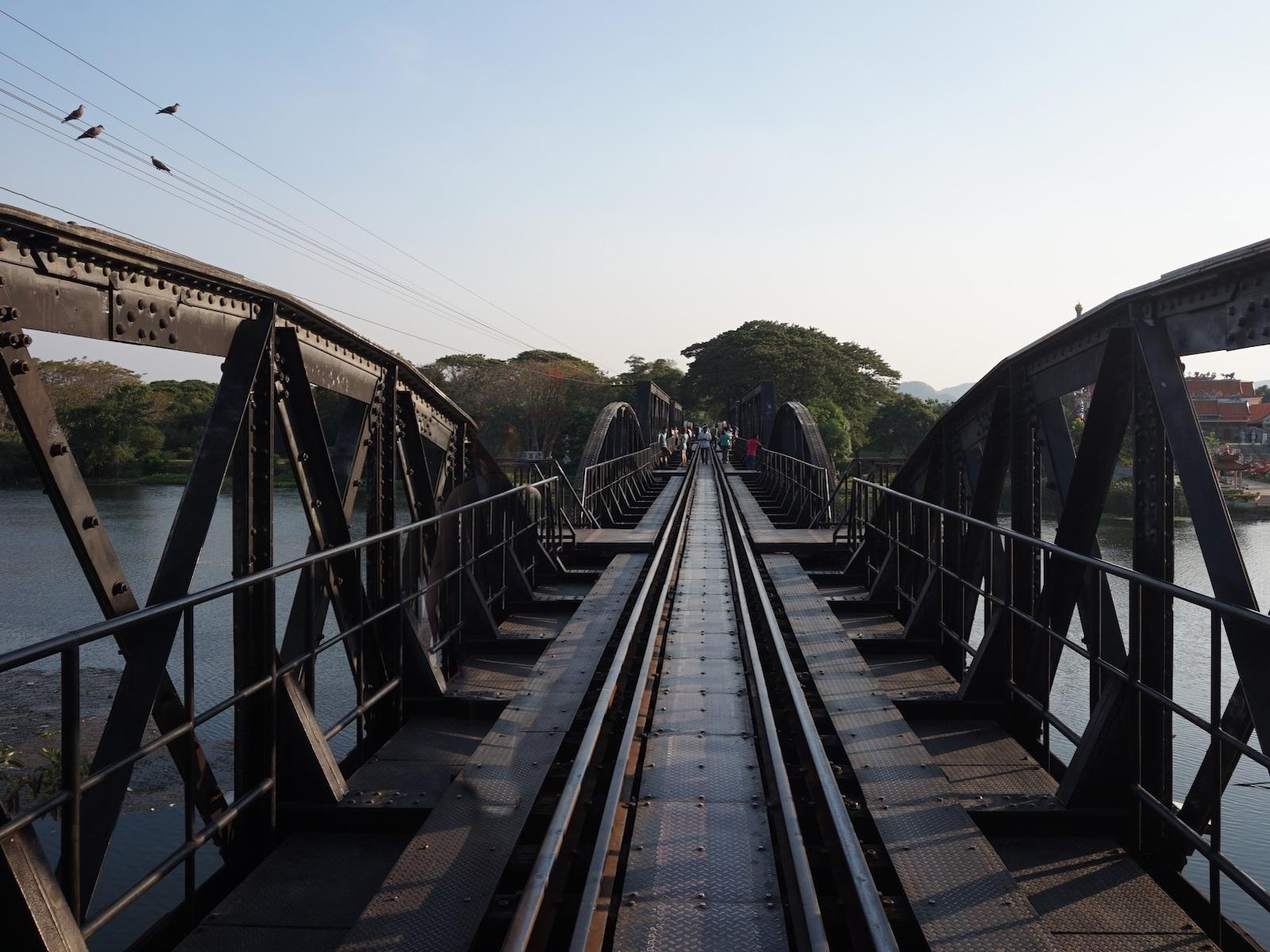 dodenspoor in Kanchanaburi
