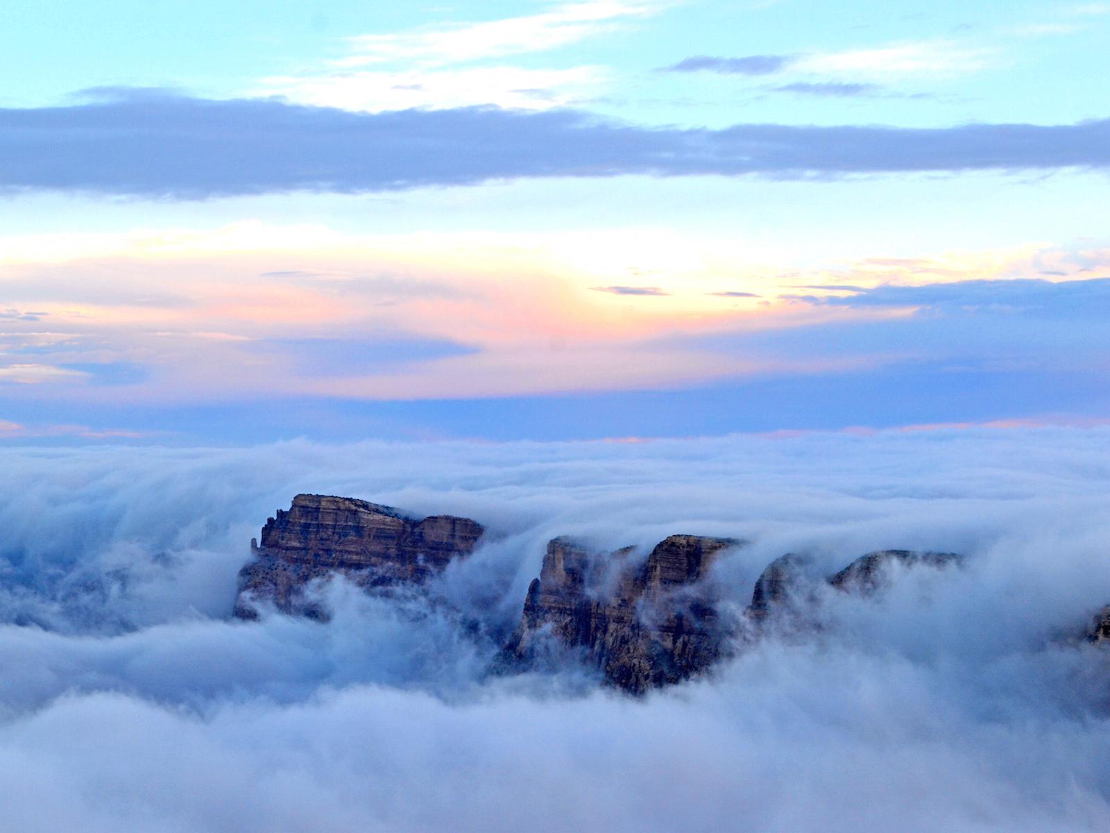 total cloud inversion