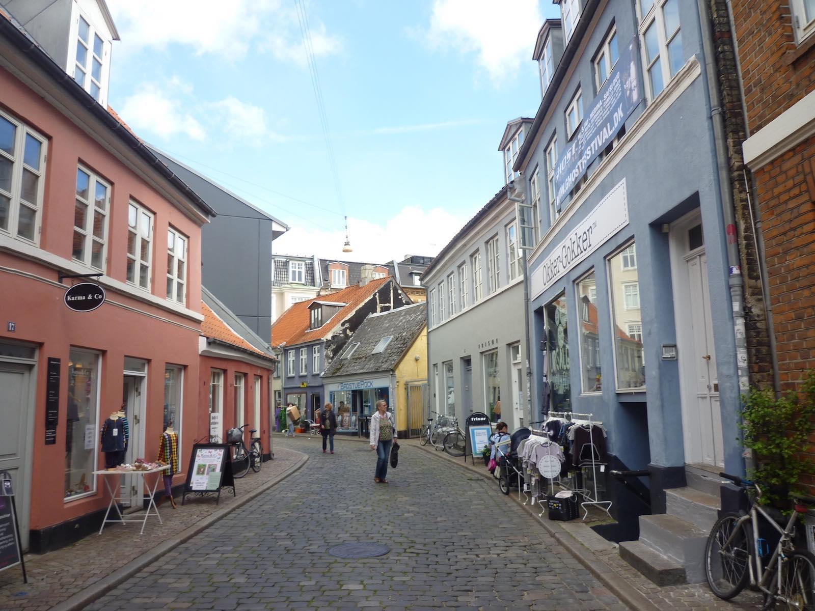 Aarhus-shopping 2