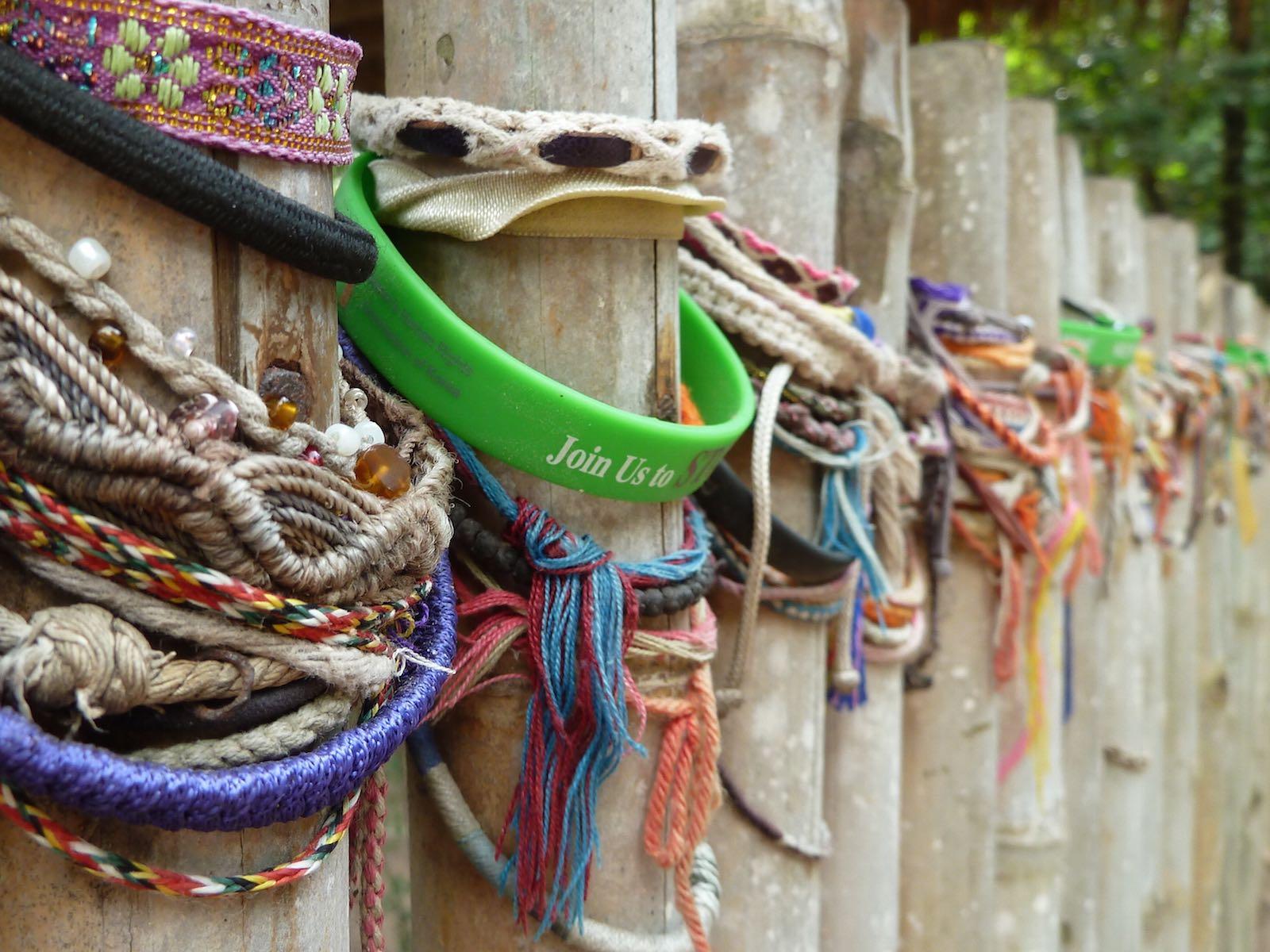 Backpacken door Cambodja