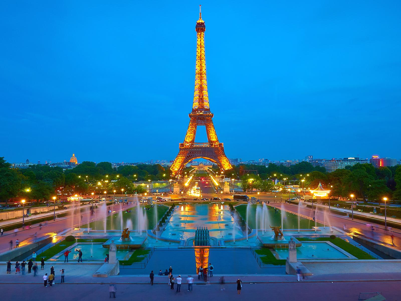 weekendje Parijs