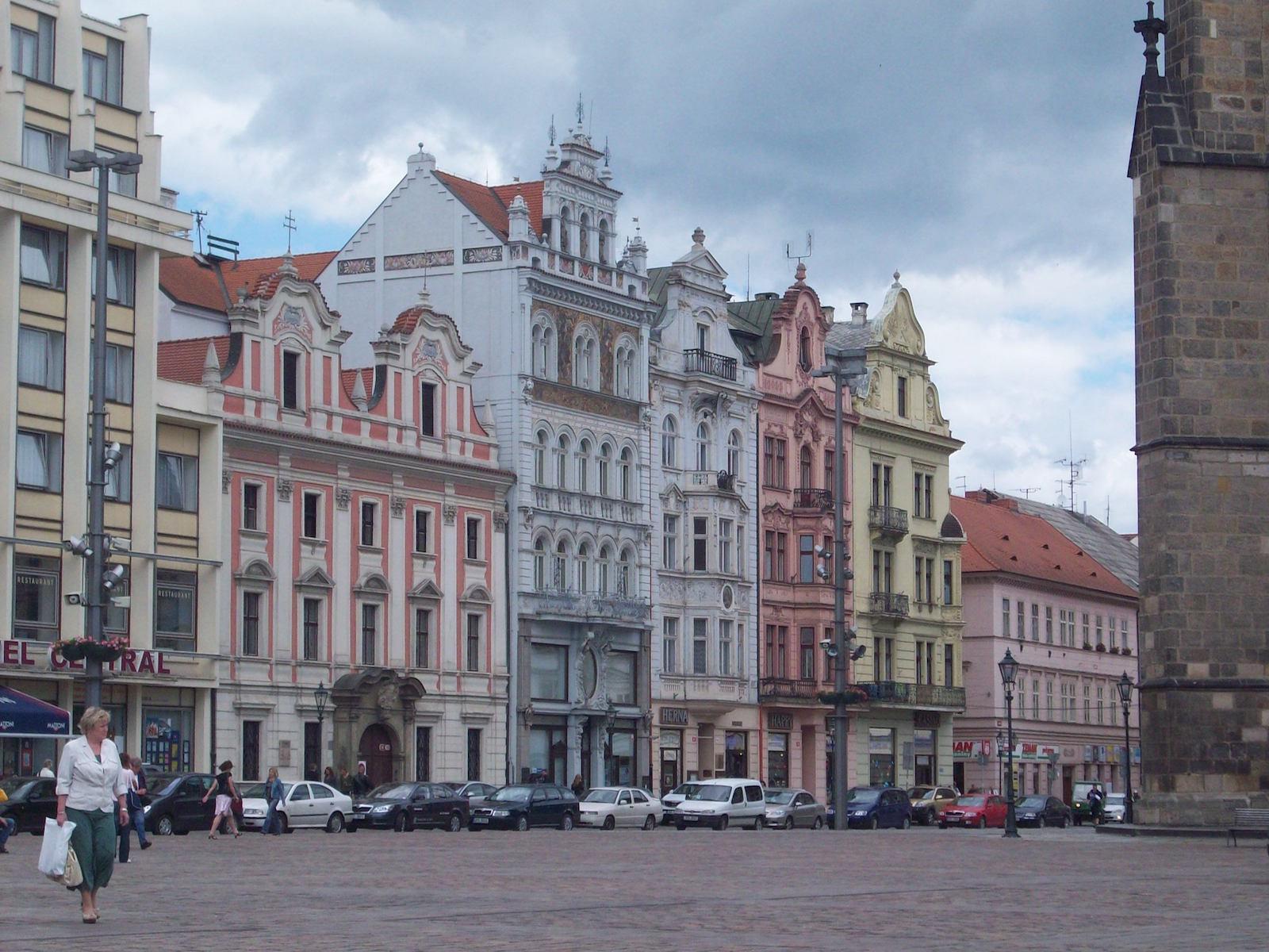 Pilsen culturele hoofdstad
