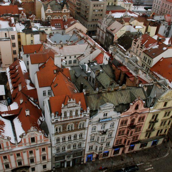 Pilsen culturele hoofdstad van Europa in 2015