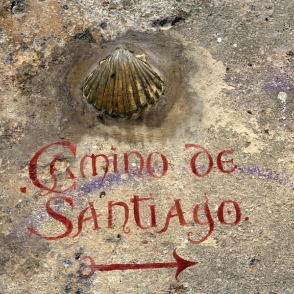 El Camino de Santiago: wie durft?