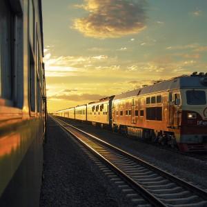 Trans Mongolieë Express