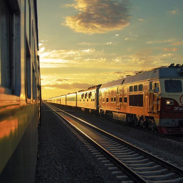 Per trein naar Azië met de Trans Mongolië Express