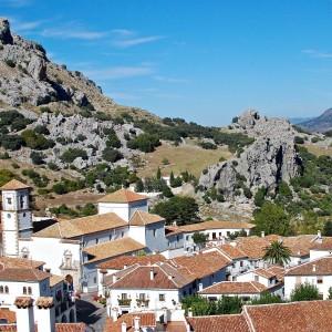roadtrip door Andalusië