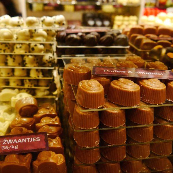 Zondigen mag, tijdens een Chocotoer in Brugge!