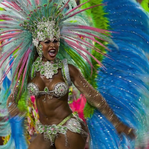 De overtreffende trap van feest: Carnaval in Rio