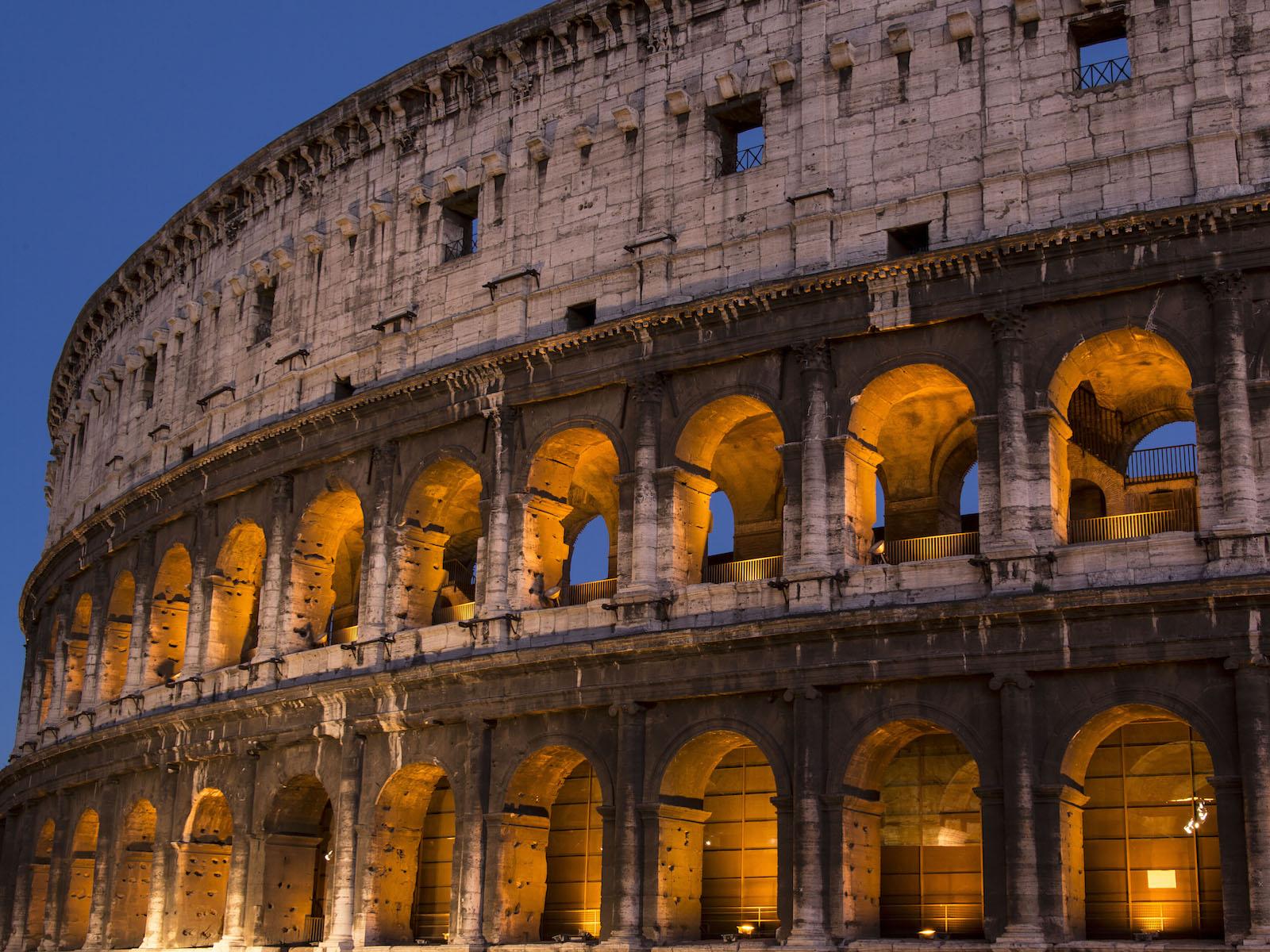 Zo vlieg je gratis naar Rome tijdens je volgende vakantie images