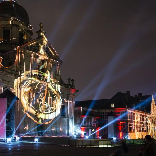 Lichtfestival zet Gent in de spotlights