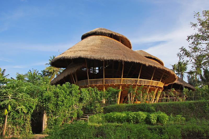 ecotoerisme op Bali