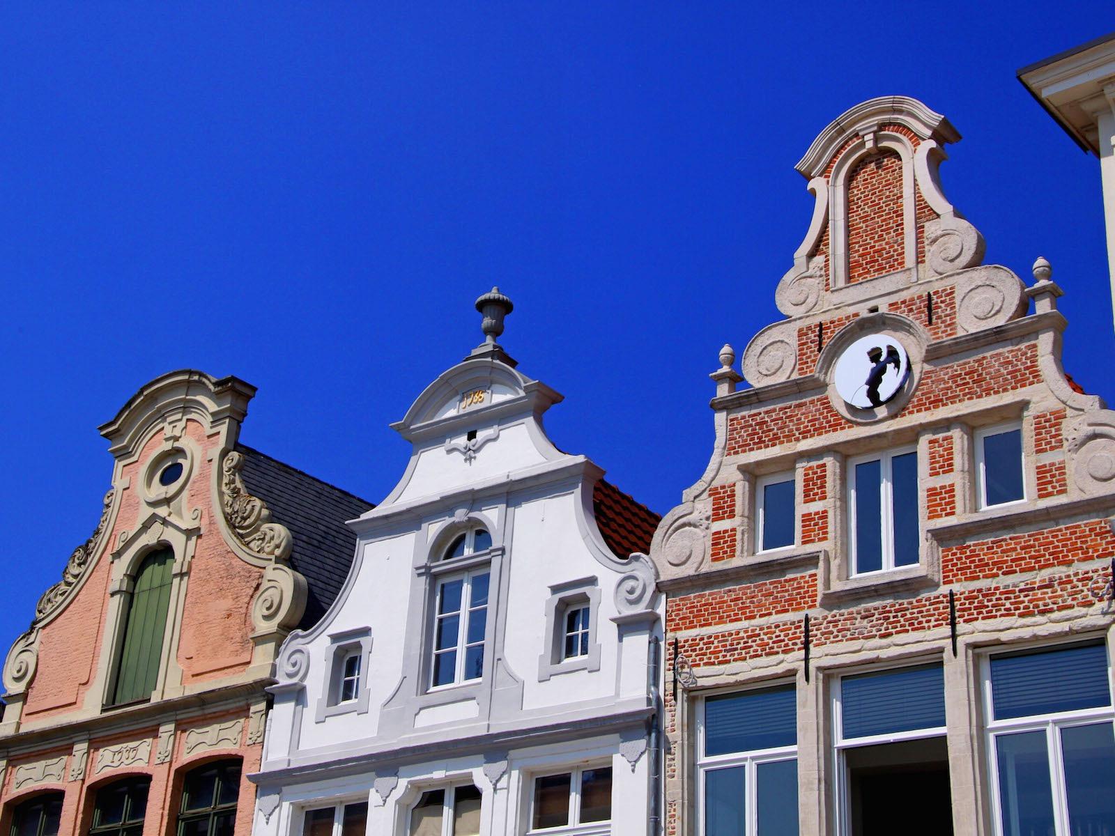 stedentrip Mechelen
