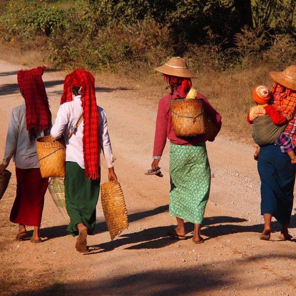 Hoogtepunten in Myanmar buiten de gebaande paden