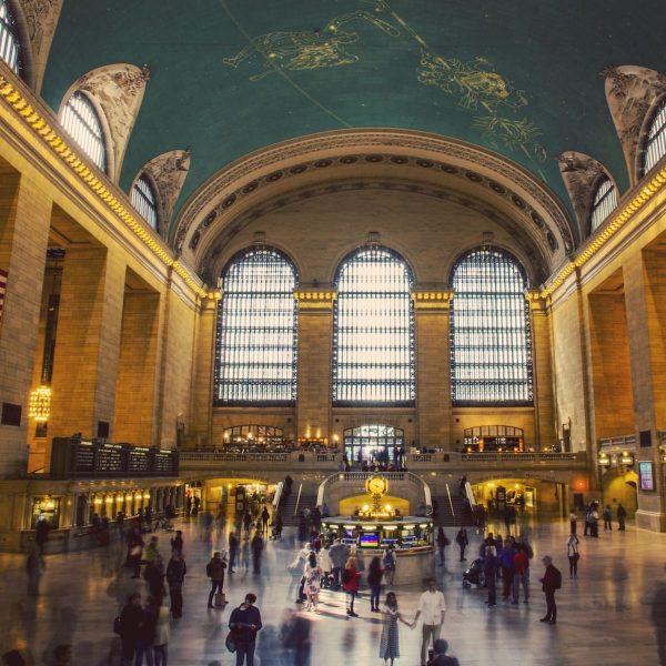 Reizen door de Verenigde Staten met het openbaar vervoer