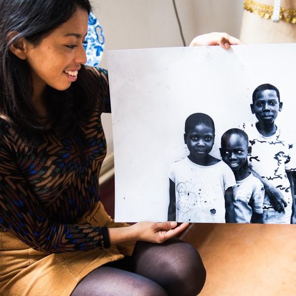 Stop, Stare & Collect: Angelita's grachtenpandje