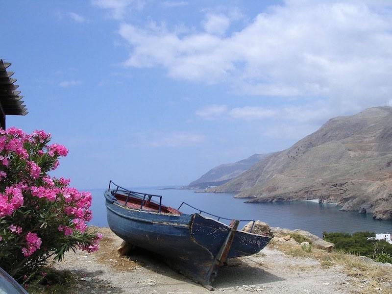 vakantie op Kreta