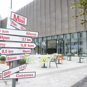 Mons Culturele Hoofdstad van Europa