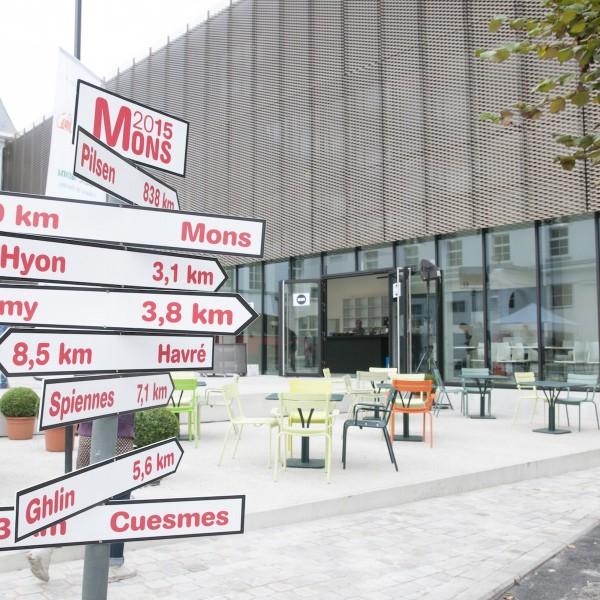 Mons 2015: Culturele Hoofdstad van Europa
