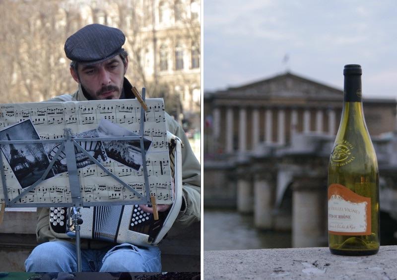 Low budget Parijs