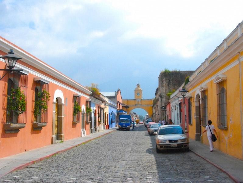 hoogtepunten in Guatemala