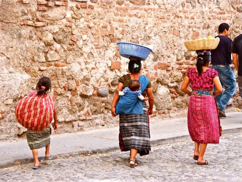 hoogtepunten in Guatamala
