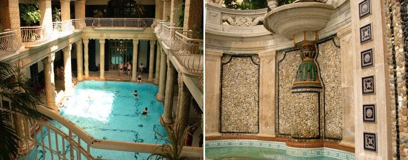 badhuizen van Boedapest