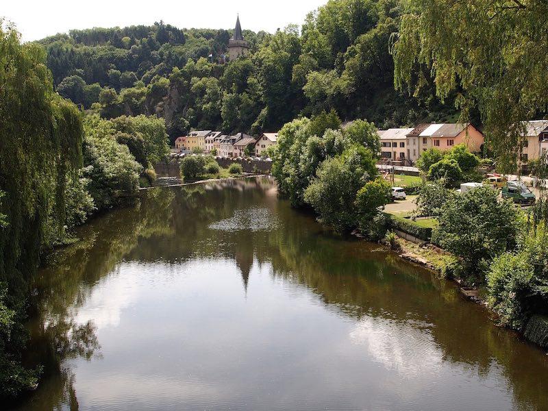 uitstapjes in Luxemburg