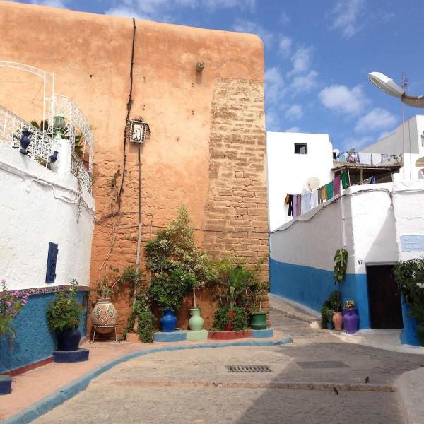 De Koningssteden van Marokko: Rabat
