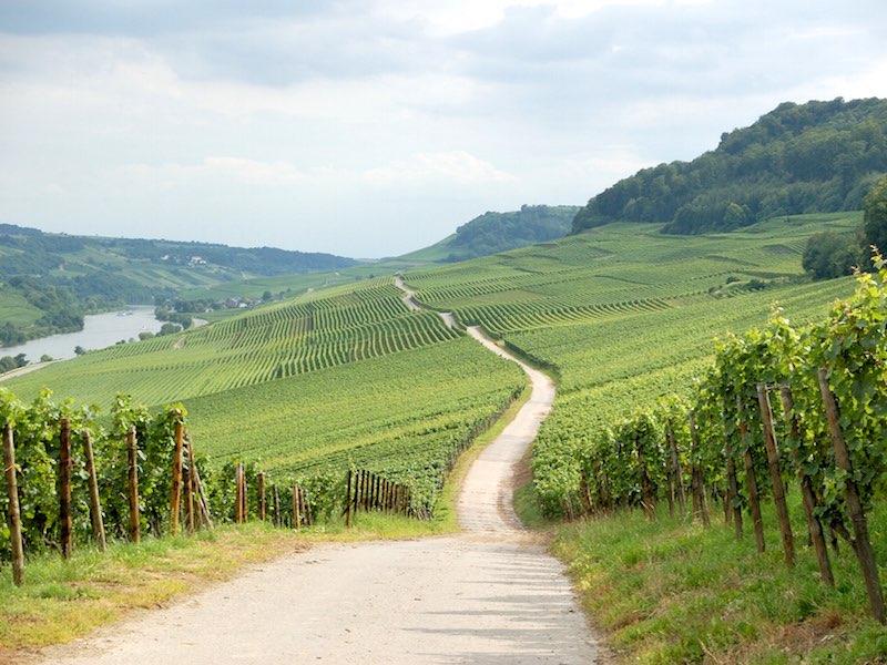 roadtrip door Luxemburg