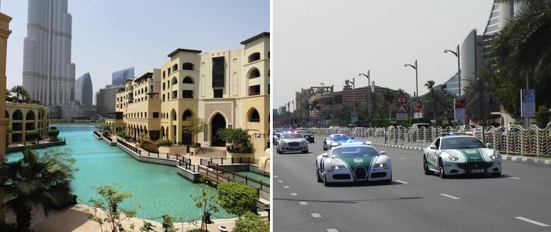 vakantie in Dubai