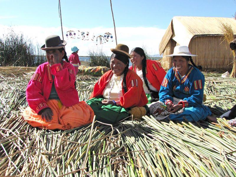 reizen in Peru