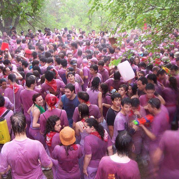 Opmerkelijke festivals in Spanje in juni