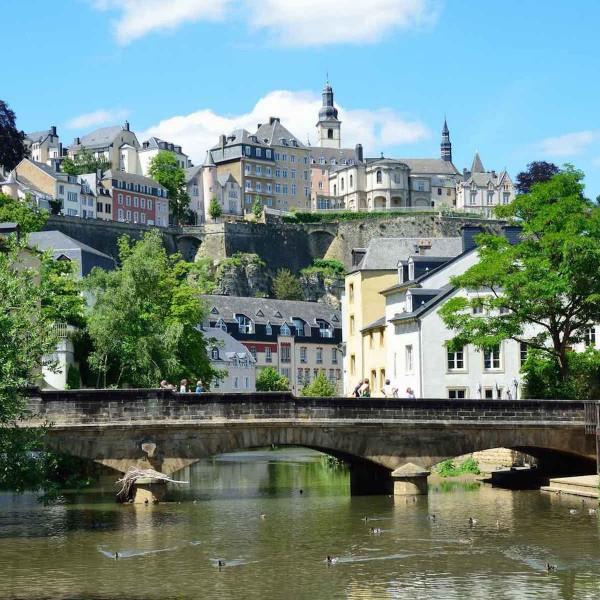 Een weekendje weg in Luxemburg Stad