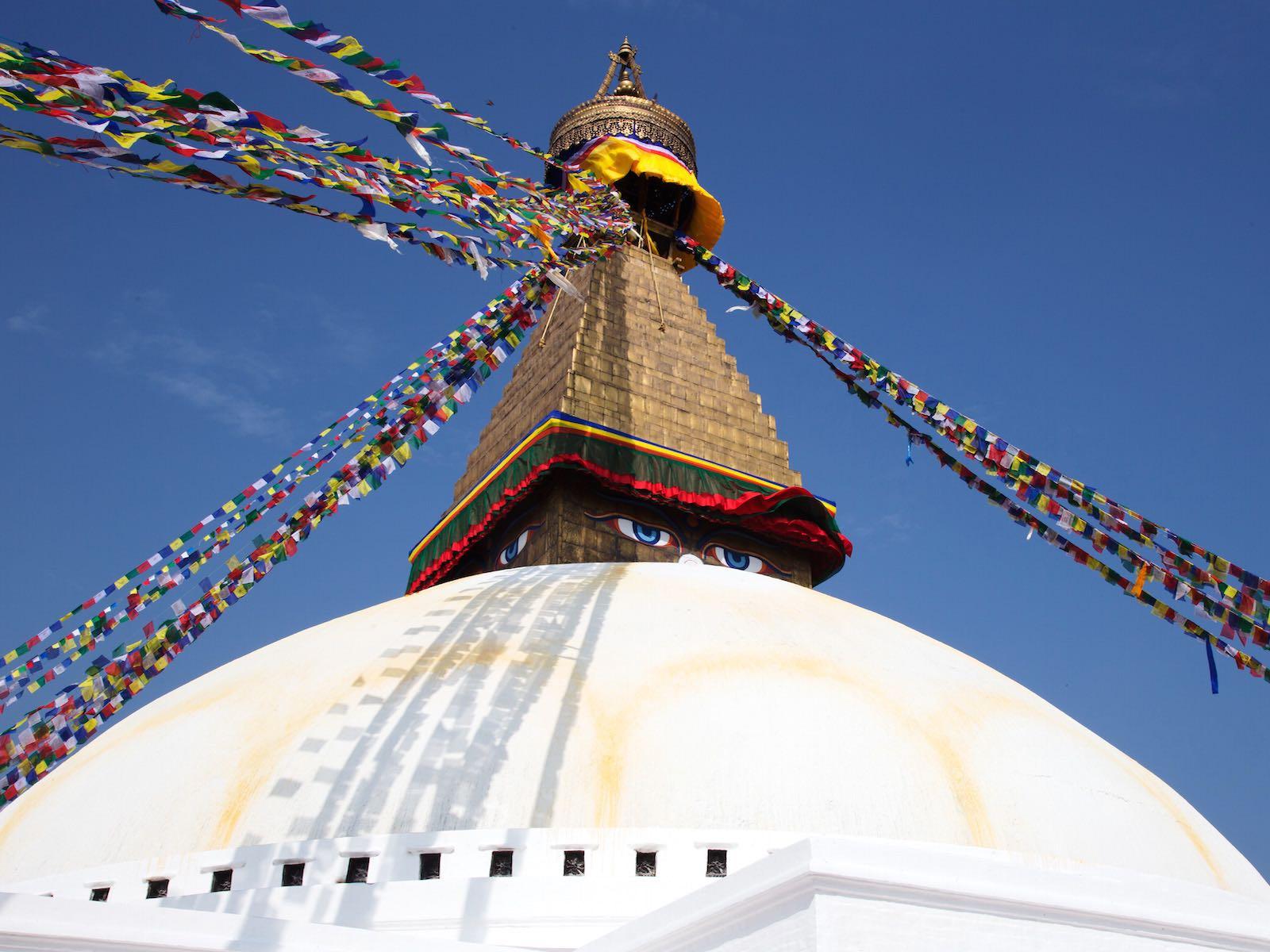 actie voor Nepal
