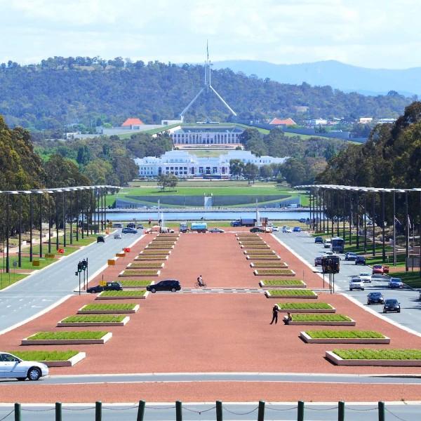 Canberra: historie in de Australische hoofdstad