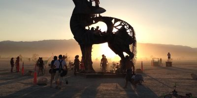 Festival Burning Man komt naar Nederland!