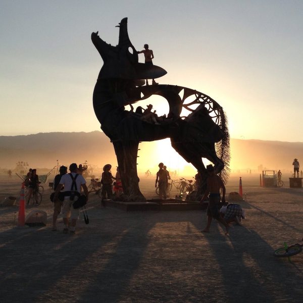 Burning Man: feesten in een epische setting