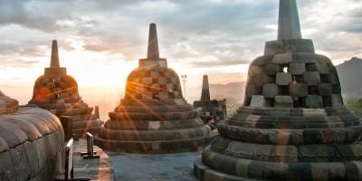 Slow travel in Yogyakarta: de Borobudur
