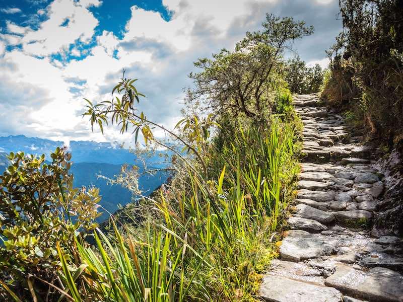 bezoek aan Machu Picchu