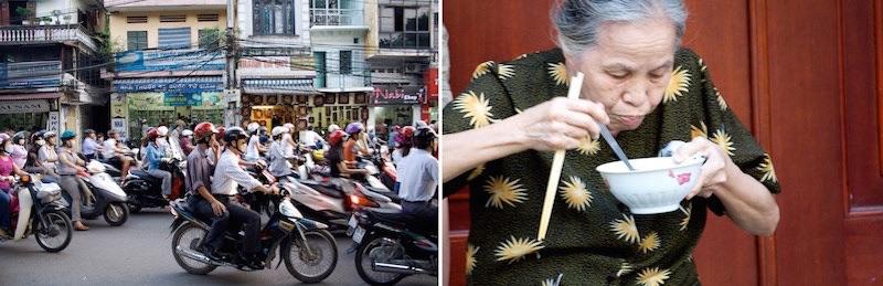 reis door Vietnam
