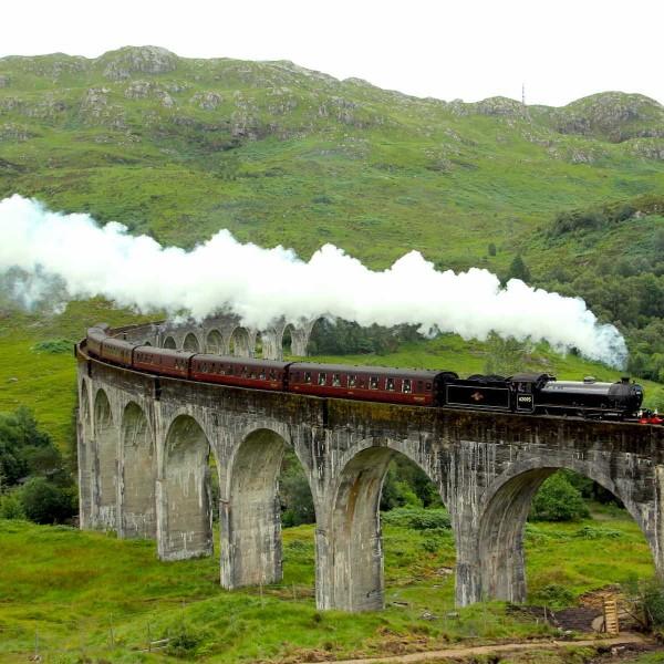 De 10 mooiste treinroutes die je nog niet kende